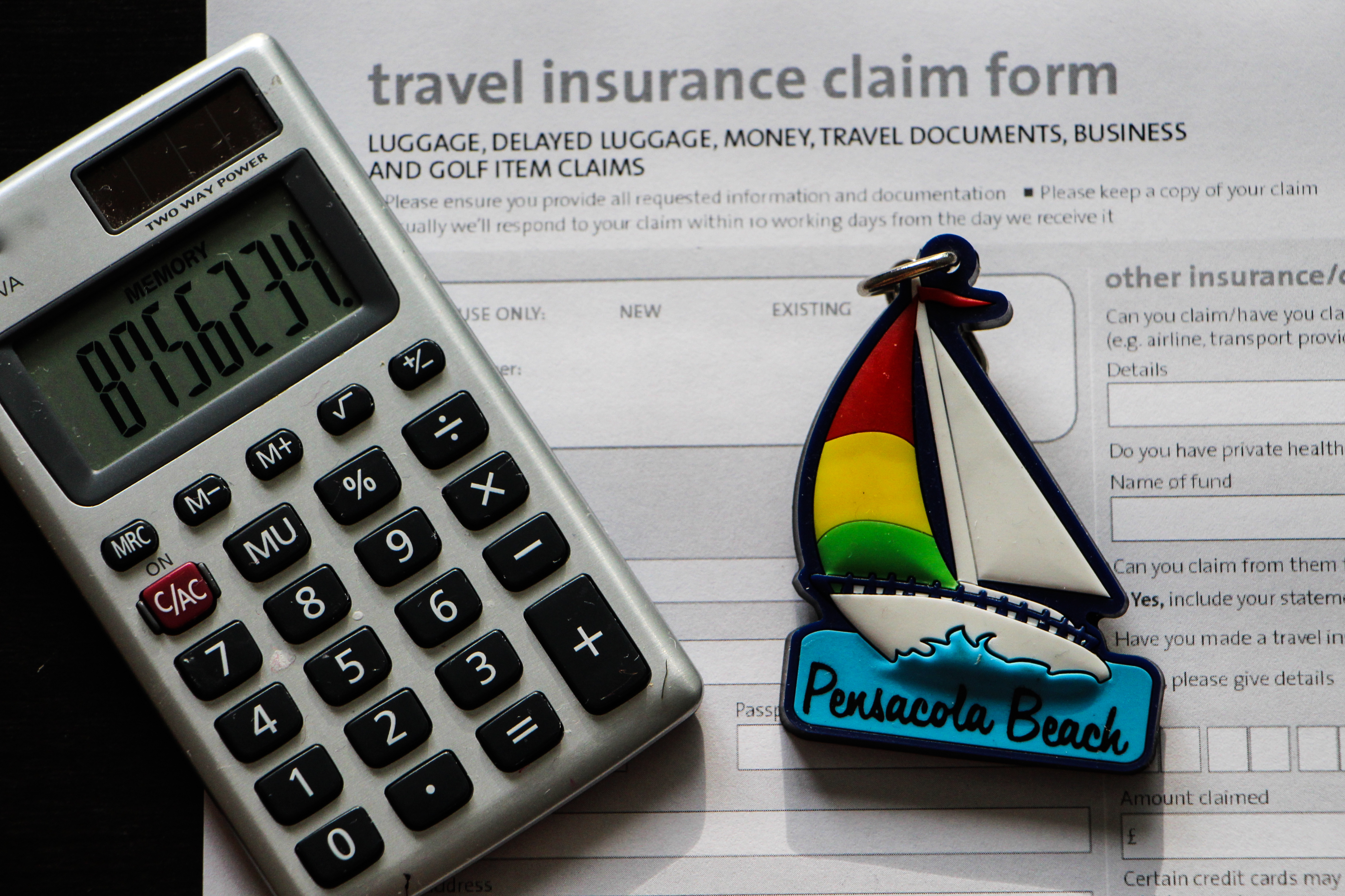 TRAVEL INSURANCE GETTY