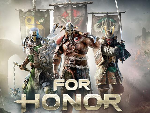 Win a copy of Ubisoft's new game For Honor