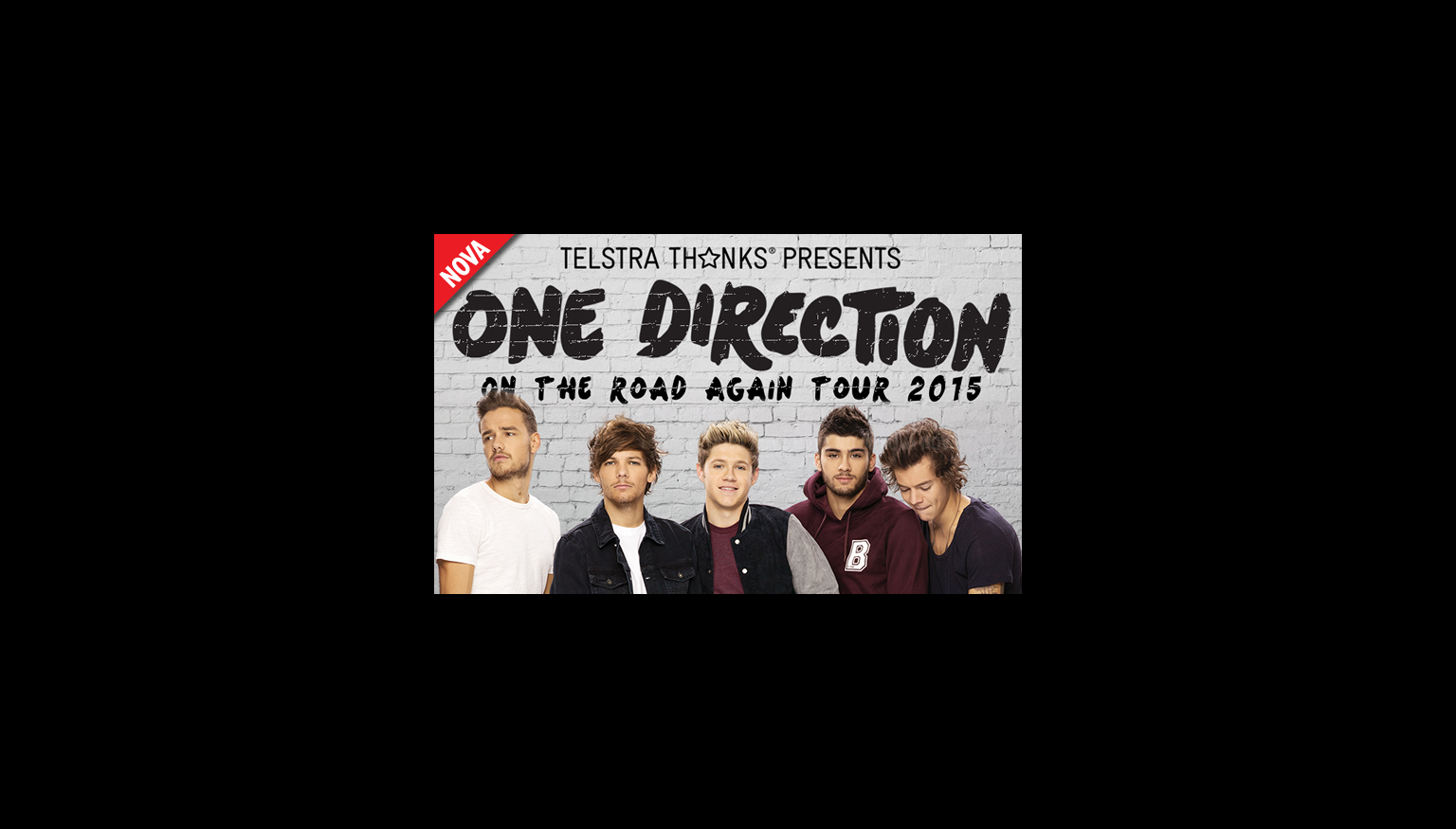 One direction 2015 tour dates