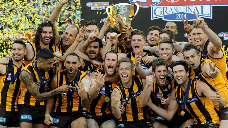 AFL launches 2015 fixture list