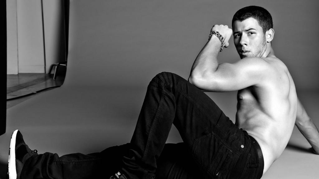 Nick Jonas drops jaws with racy photo shoot