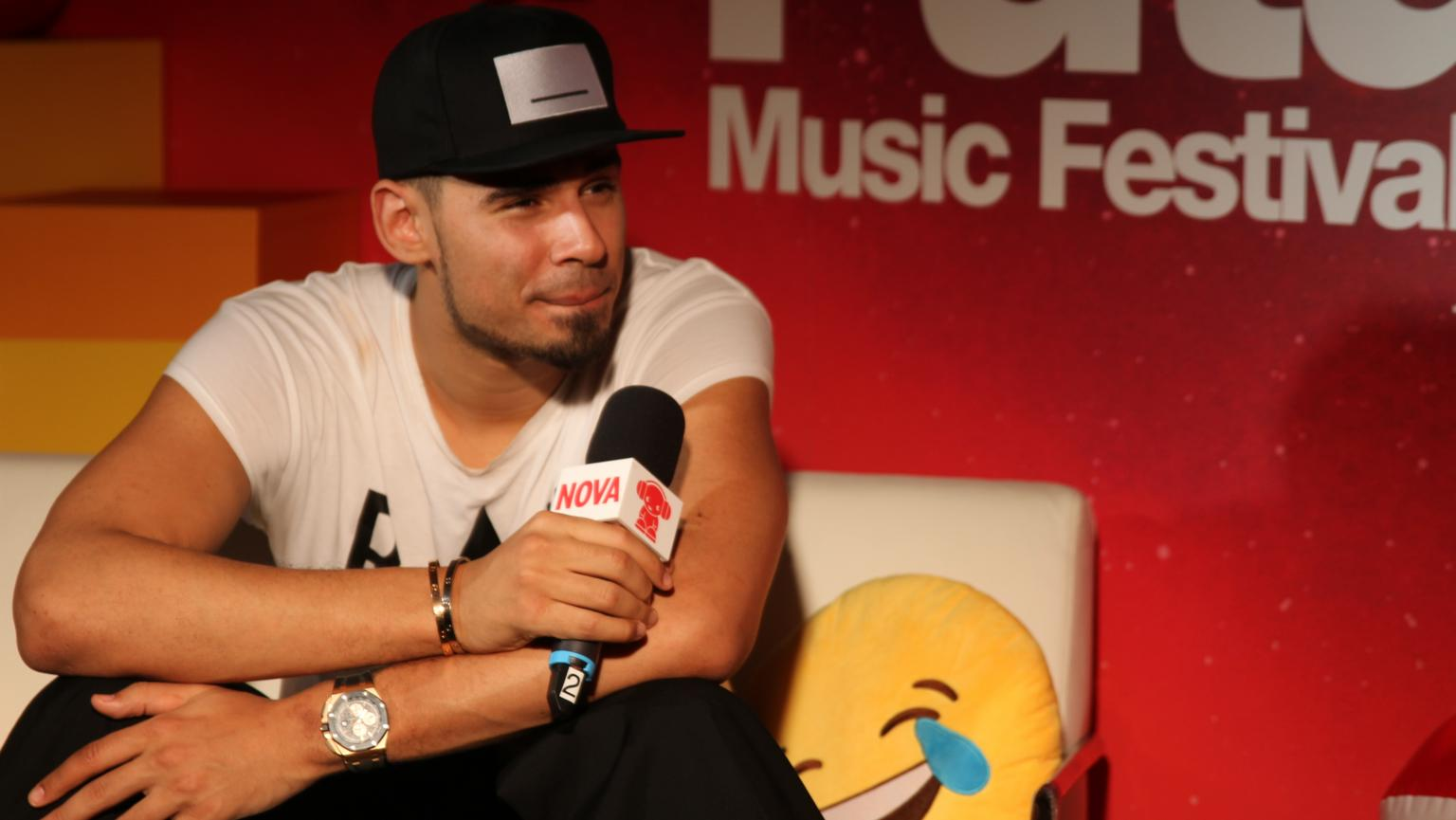Afrojack Rushes From Stage to Future Music Festival