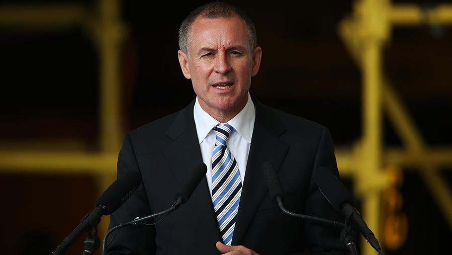 Premier Jay Weatherill, South Australia