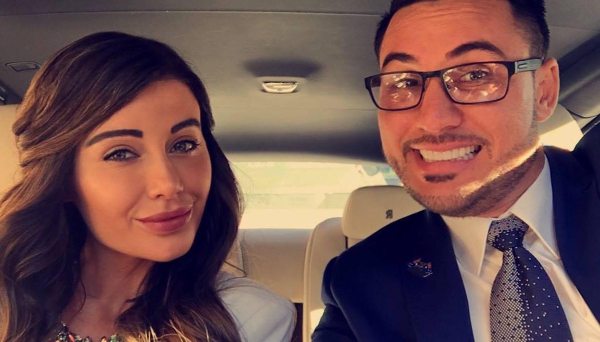 All evidence is pointing to a Salim Mehajer and Aysha
