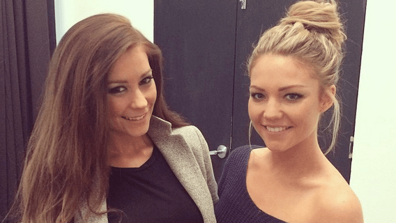 Sam Frost responds to Blake Garvey and Louise's interview on The Project