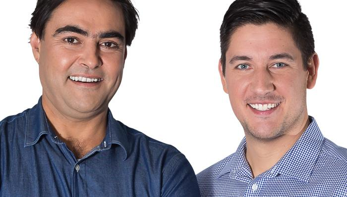 David and Will | FIVEaa
