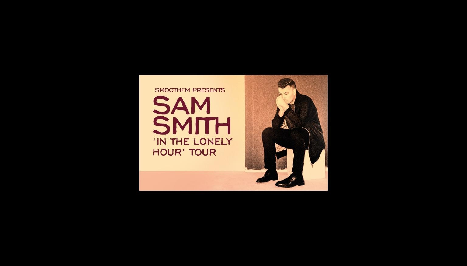 Sam smith tour dates in Sydney