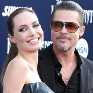 Angelina Jolie has reportedly spent $2 million on a wedding present for Brad Pitt