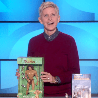 Ellen finds seriously strange and inappropriate kids toys