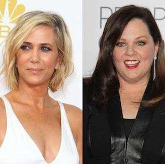 Cast revealed for new all-female Ghostbusters movie