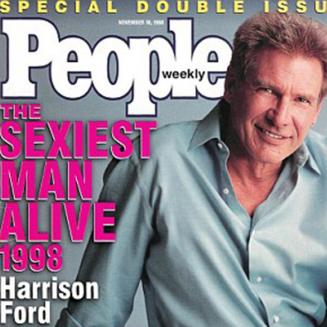 People magazine's sexiest man alive winners oer the years