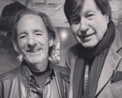 Harry Shearer and Jeremy Cordeaux | FIVEaa