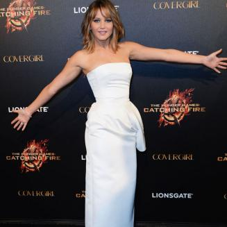 Jennifer Lawrence's amazing summer body