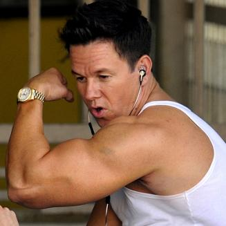 Mark Wahlberg big
