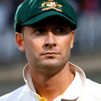 Michael Clarke - Captain of the Australian Cricket team