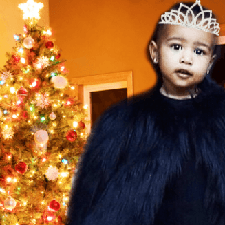 Find out what North West is getting for Christmas