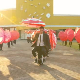 "OK Go new video ""I Won't Let You Down"""