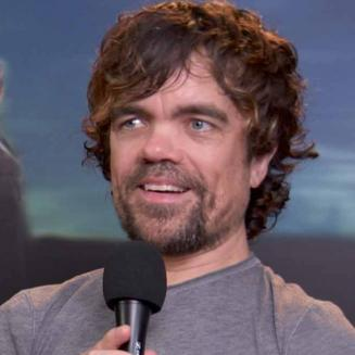 Peter Dinklage loves Mauce!