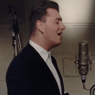 Sam Smith's new song, 'Have Yourself A Merry Little Christmas'