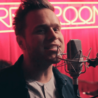 Olly Murs live in Nova's Red Room