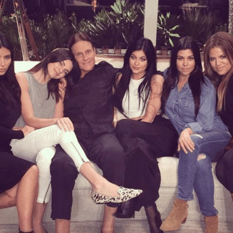 the Kardashian Clan