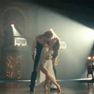 Ed Sheeran proves he can dance in new film clip for Thinking Out Loud