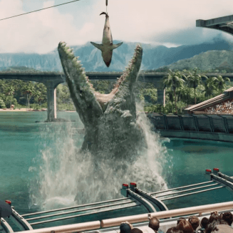 """The Park Is Open"" First Jurassic World trailer is here"
