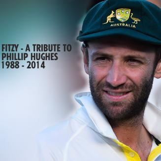 A tribute to Phillip Hughes