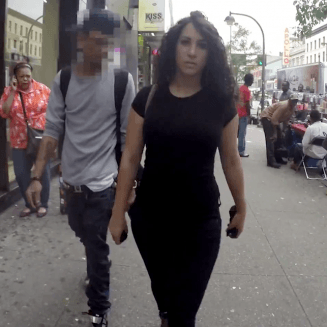 What It's like to walk down the street as a woman