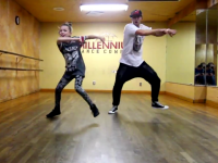 11-yr-old dance to Meghan Trainor's All About That Bass is awesome!
