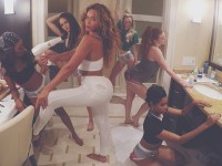 Beyonce 7/11 film clip is epic