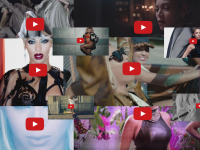 Beyonce's 17 music videos tracks are all now on youtube