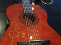 Win a signed Taylor Swift guitar!