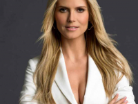 Heidi Klum talks about male underwear and lingerie