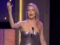 Kate Hudson's impersonation of Matthew McConaughey
