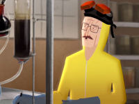 Frozen Breaking Bad Parody