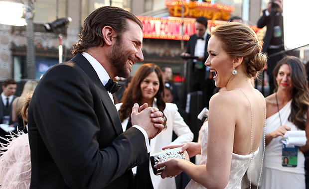 Could Bradley Cooper & Jennifer Lawrence date?