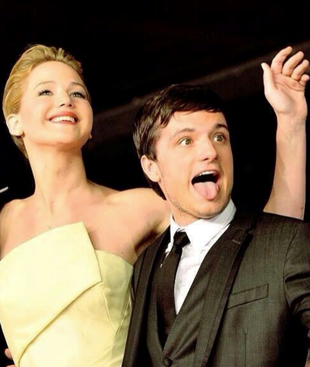 Jennifer Lawrence could date Josh Hutcherson