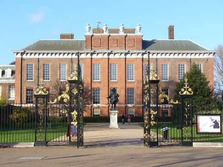 kensington palace strike