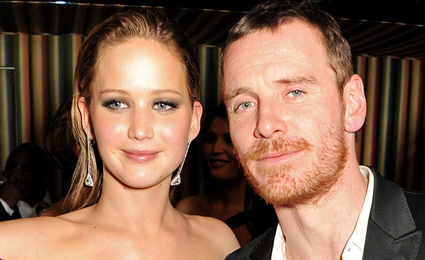 Jennifer Lawrence & Michael Fassbender
