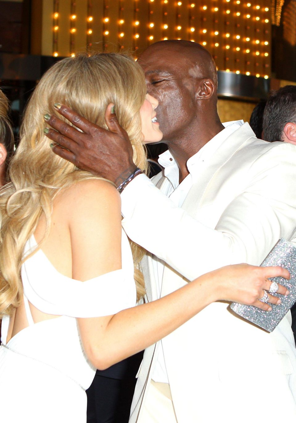 "seal dating delta goodrem Singer delta goodrem has a new boyfriend — wallabies star drew mitchell the couple have reportedly been seeing each other for the past ""few months"" after meeting at a nine event ""they've been dating for the past few months, but she really wanted to keep the relationship under wraps until."