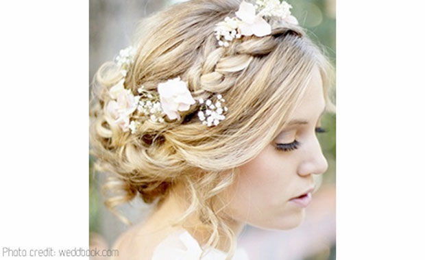 Inspiration For Your Country Wedding Hair Style
