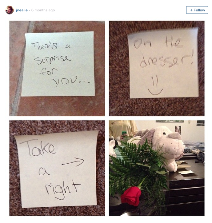 15 of the cutest, most romantic surprises you can do for a loved one