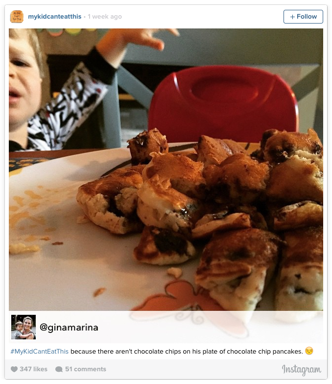 #MyKidCantEatThis hashtag is going viral on Instagram and Facebook, thanks to the pain of parents feeding their kids everywhere