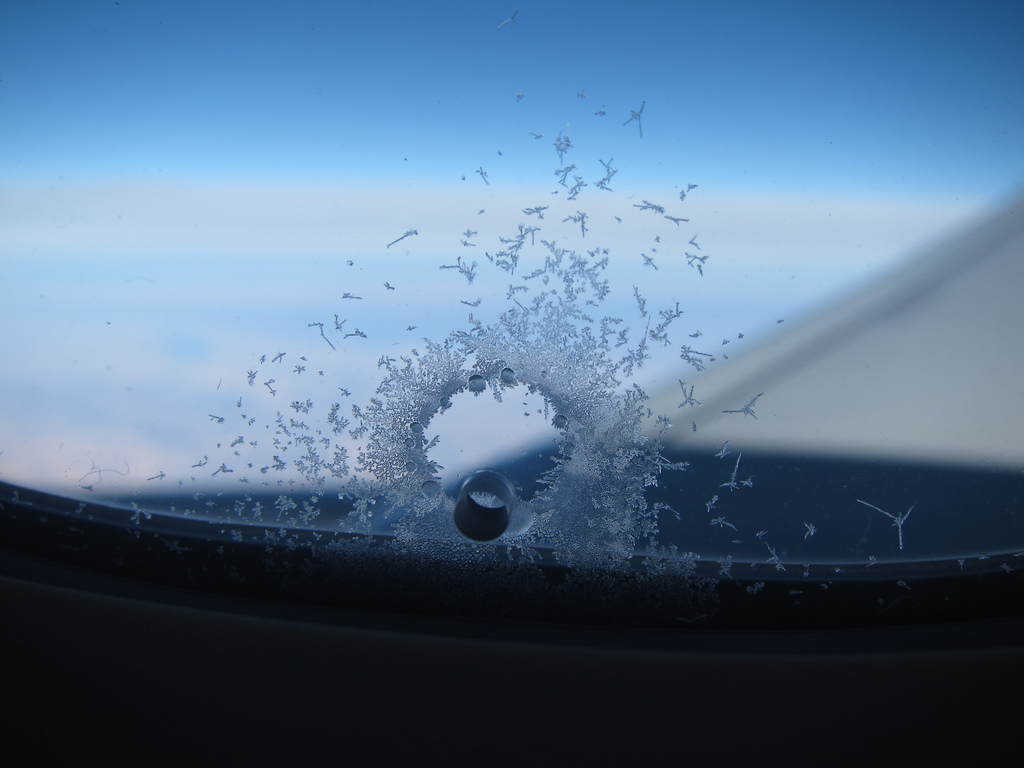 Why Do Airplane Windows Have Holes In Them Explained