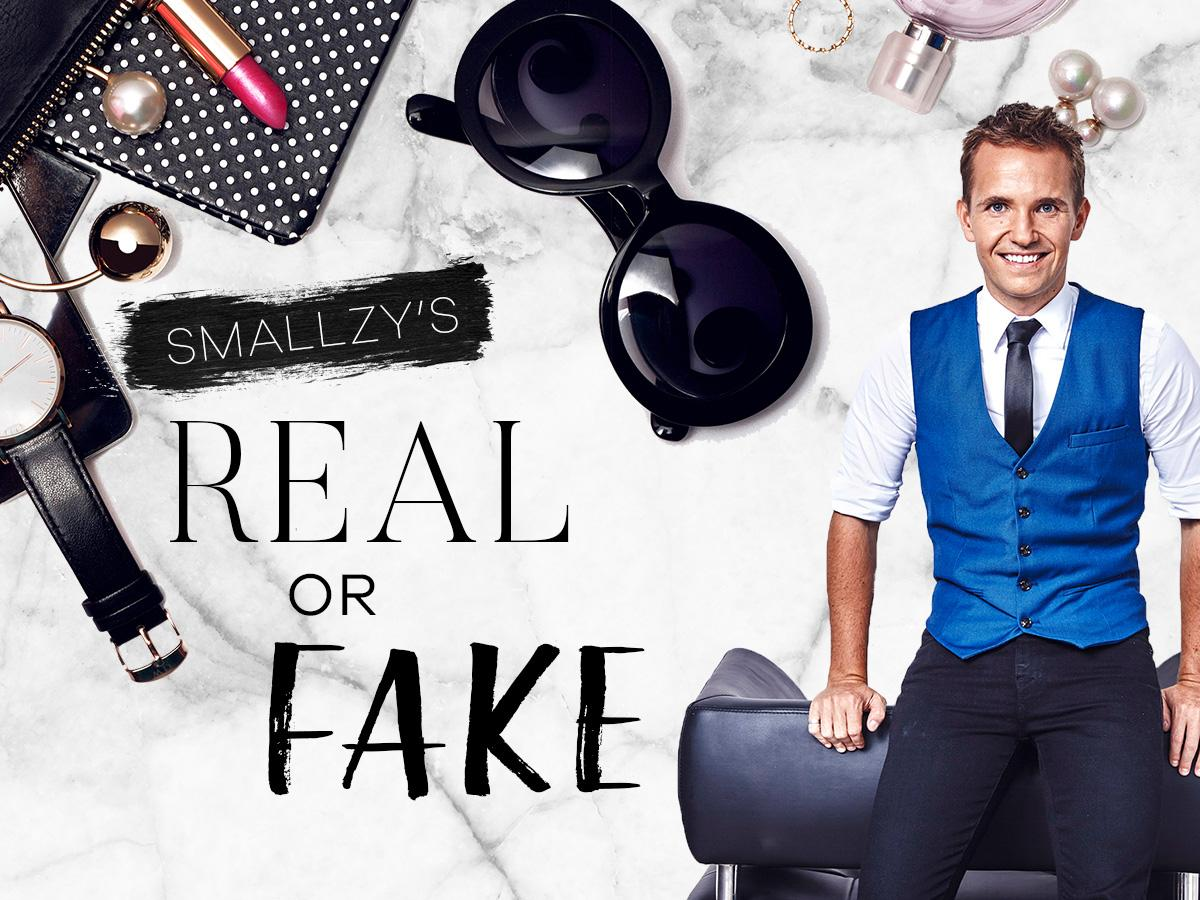 Smallzy has YOUR designer items with 'Real or Fake'