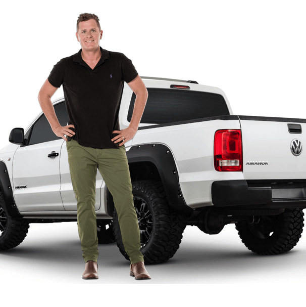 "Ash gets ""Tough From Within"" with the VW Amarok"