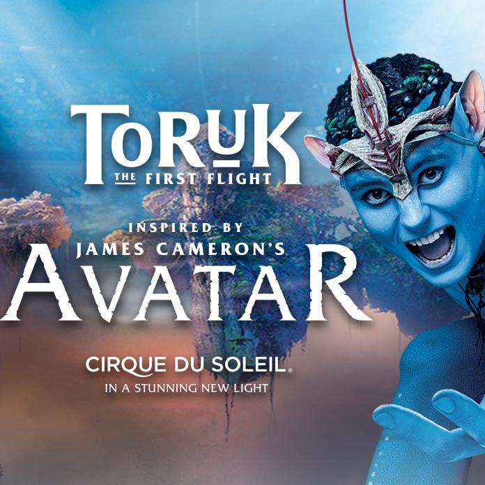 Get ready, Cirque du Soleil is back with a new show!