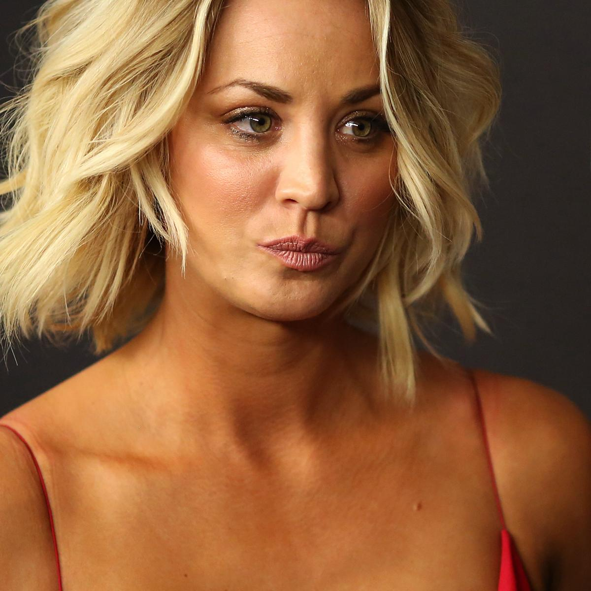Kaley Cuoco's S&M-themed episode of Big Bang Theory banned from TV