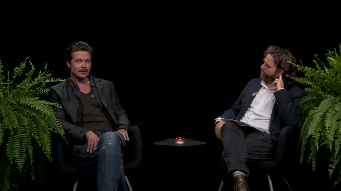 between two ferns brad pitt nova fm
